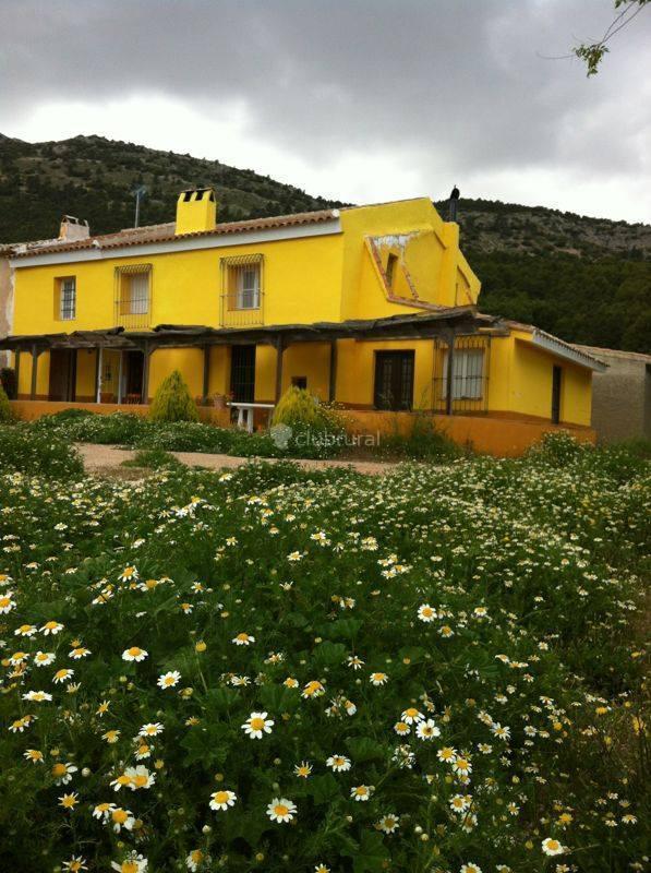 Fotos de casas del franc s murcia bullas clubrural for Casas de citas en murcia