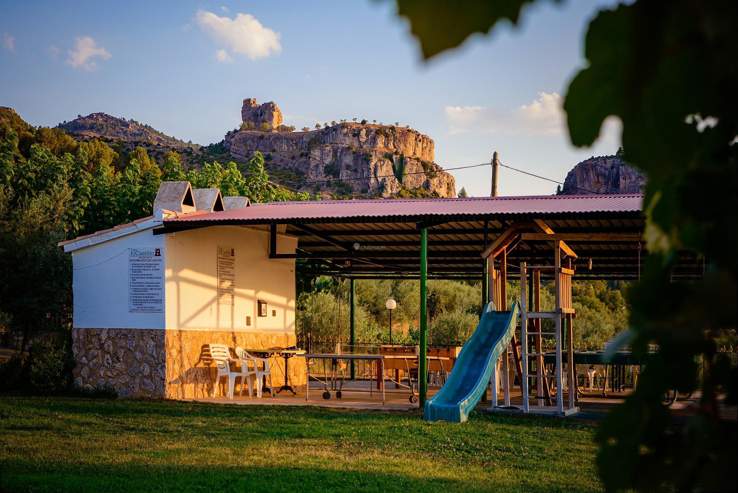 Fotos de casas el castillo murcia moratalla clubrural - Casas rurales benizar ...