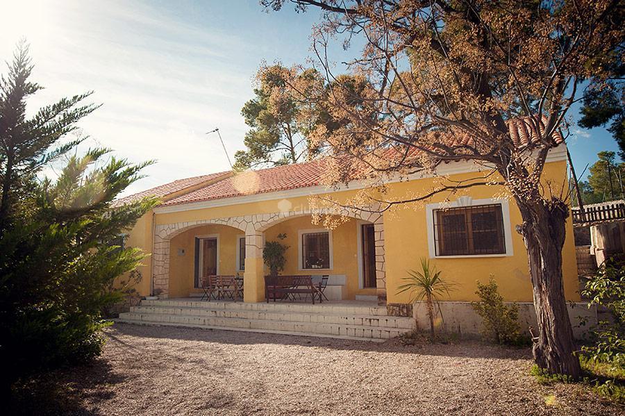 Fotos de casas rurales el valle murcia ricote clubrural - Casa rural bellver de cerdanya ...
