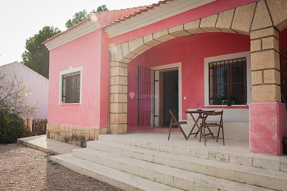 Fotos de casas rurales el valle murcia ricote clubrural - Casa rosa murcia ...