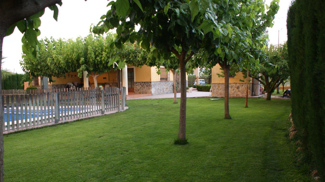 Fotos de el rubial murcia cehegin clubrural for Casa jardin murcia