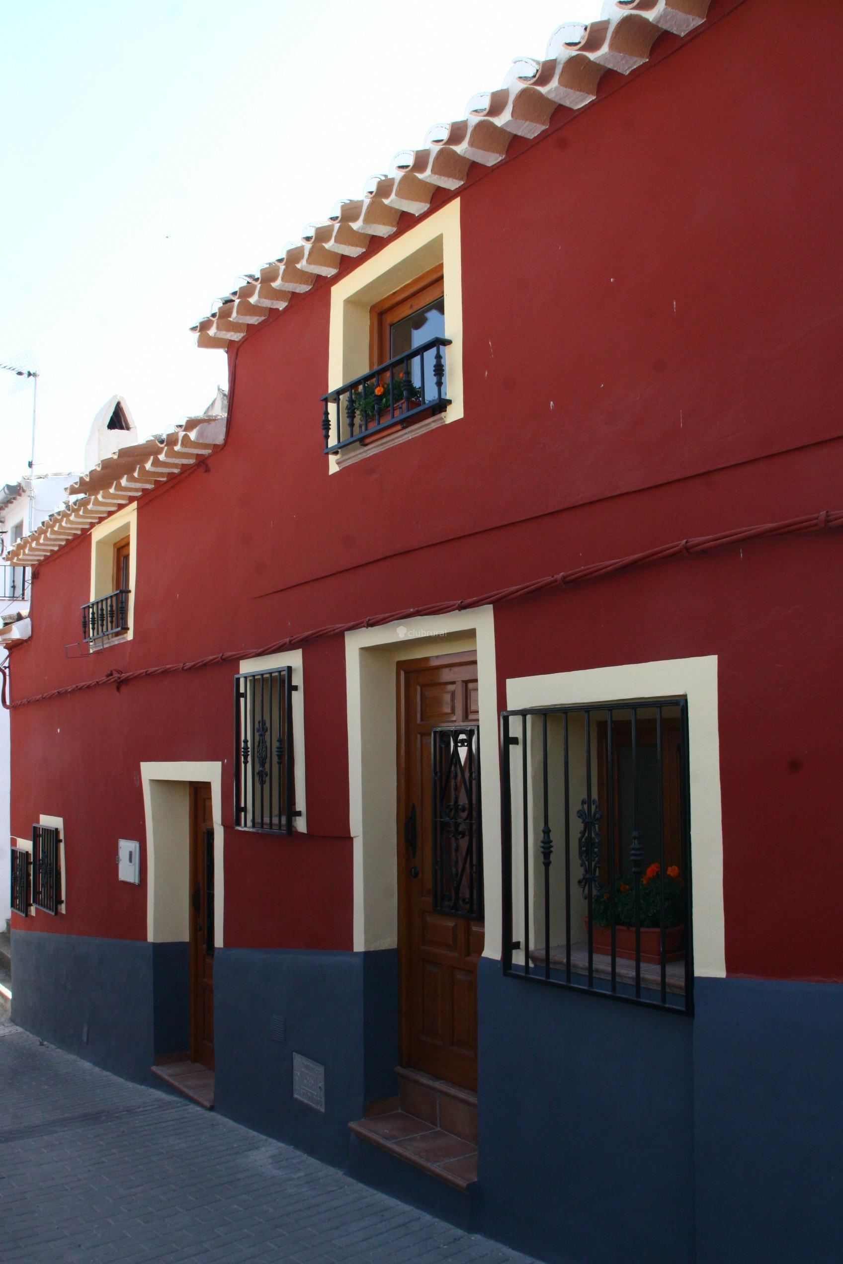 Fotos de las casas del paseo murcia cehegin clubrural - Casa rosa murcia ...