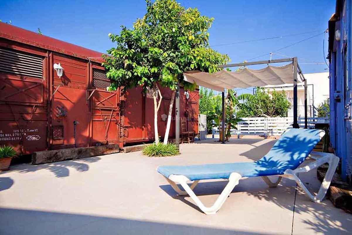 Fotos de vag n rural murcia murcia clubrural - Casa rural murcia piscina climatizada ...