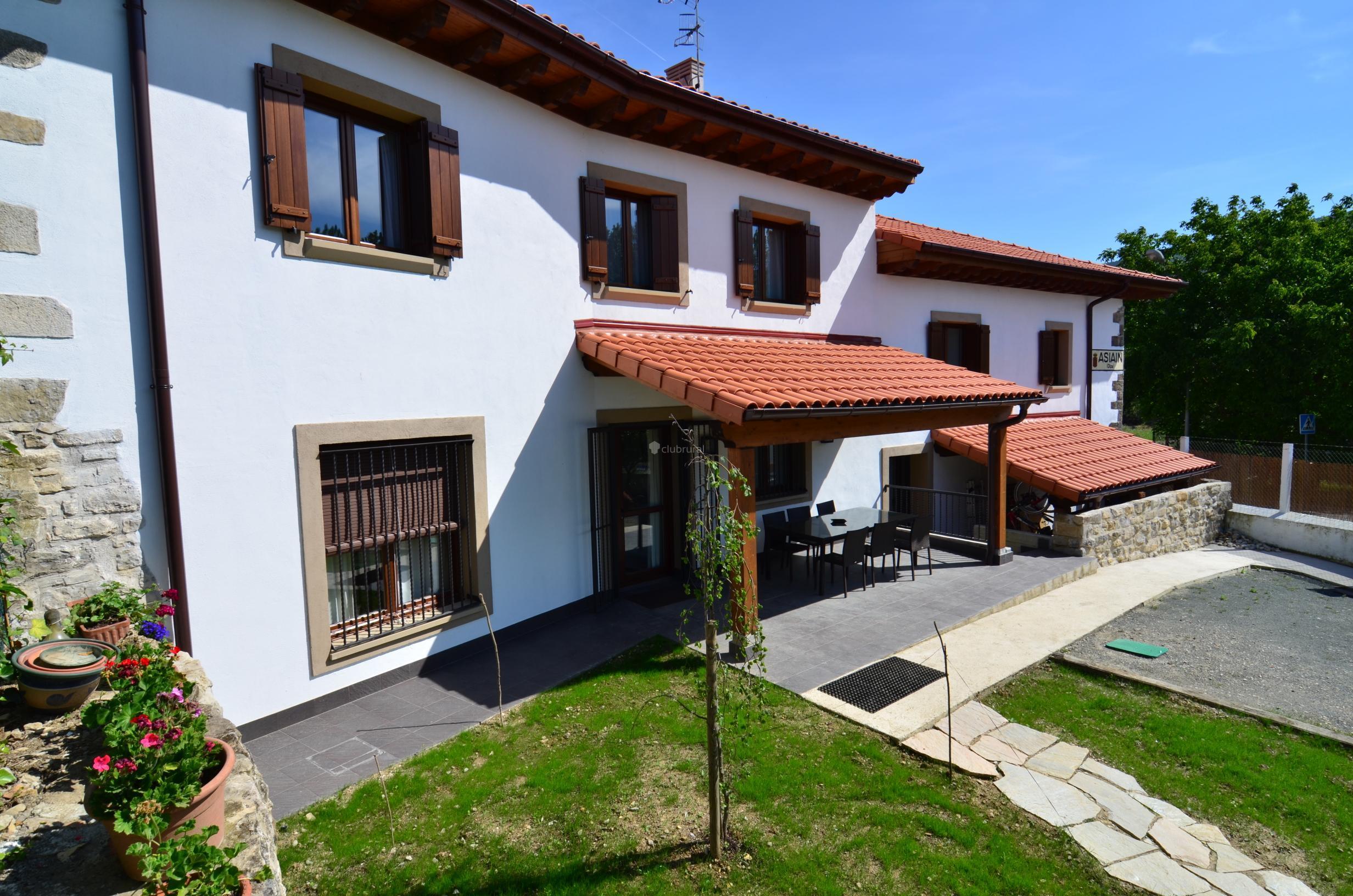 Fotos de casa de la cadena navarra asi in clubrural - Casa de la cadena ...