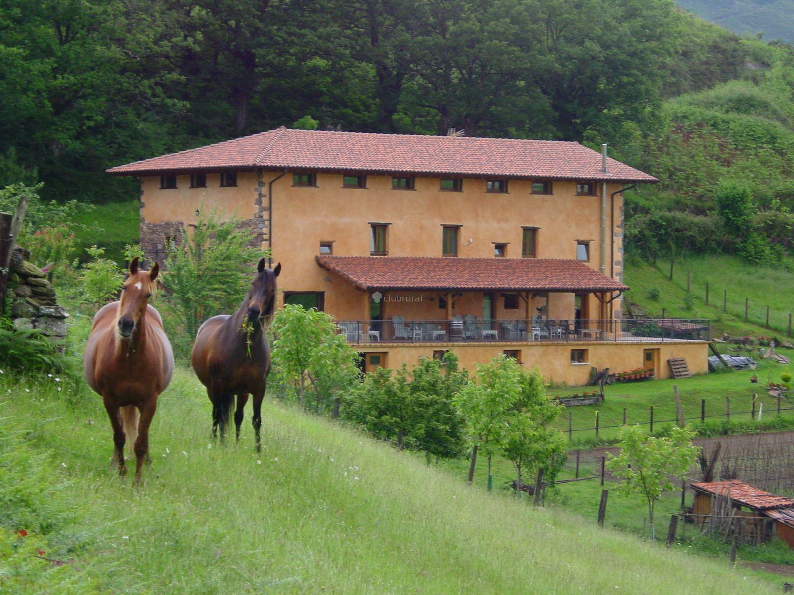 Fotos de Casa rural Malkoa Navarra Arizkun Clubrural