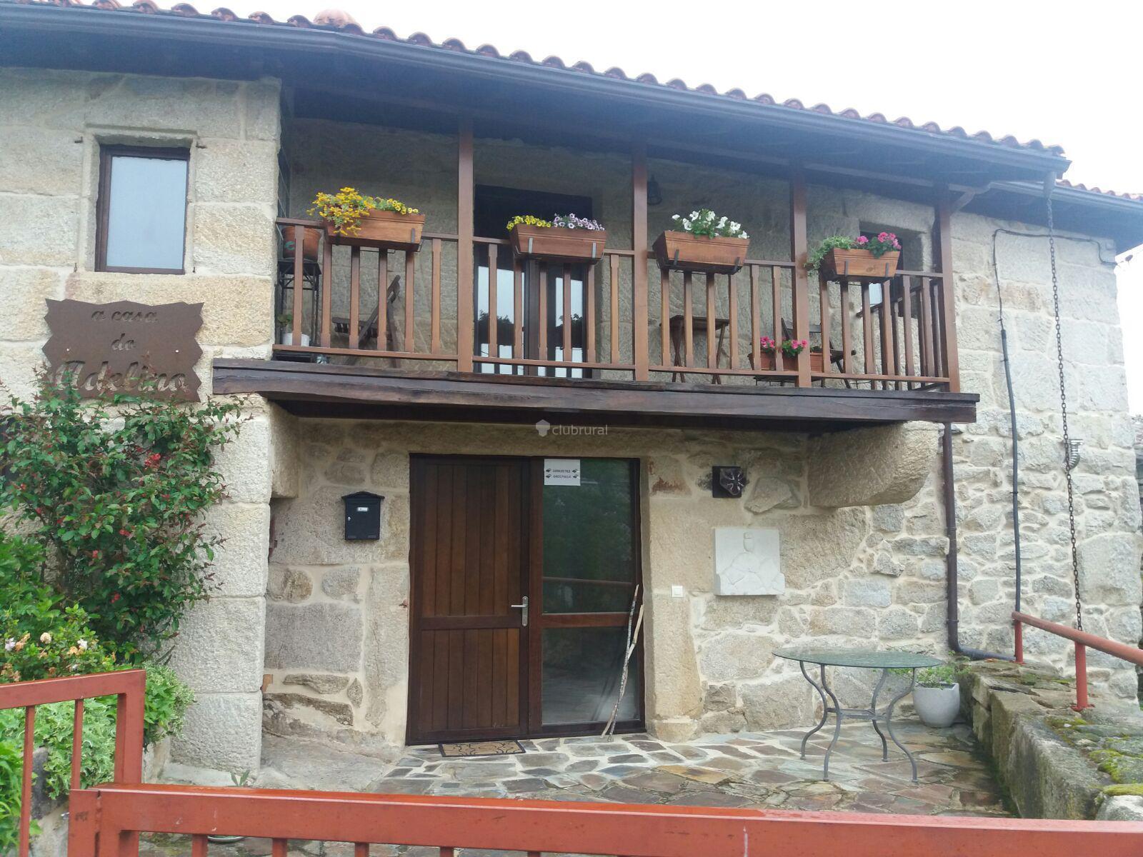 Fotos de a casa do adelino ourense vilar de barrio clubrural - Casas rurales galicia ofertas ...