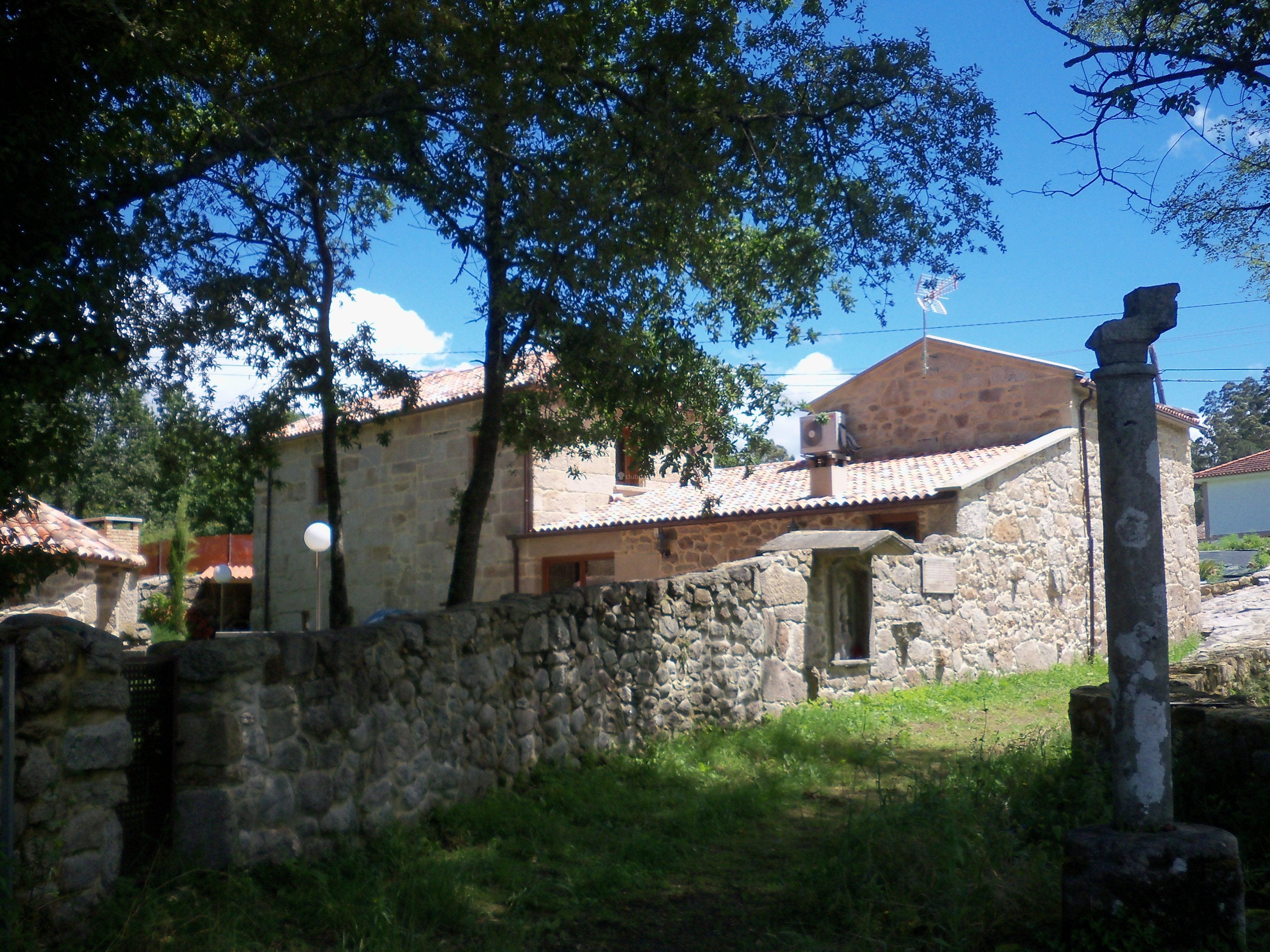Fotos de a capela da granxa pontevedra pontevedra clubrural - Casas rurales galicia ofertas ...