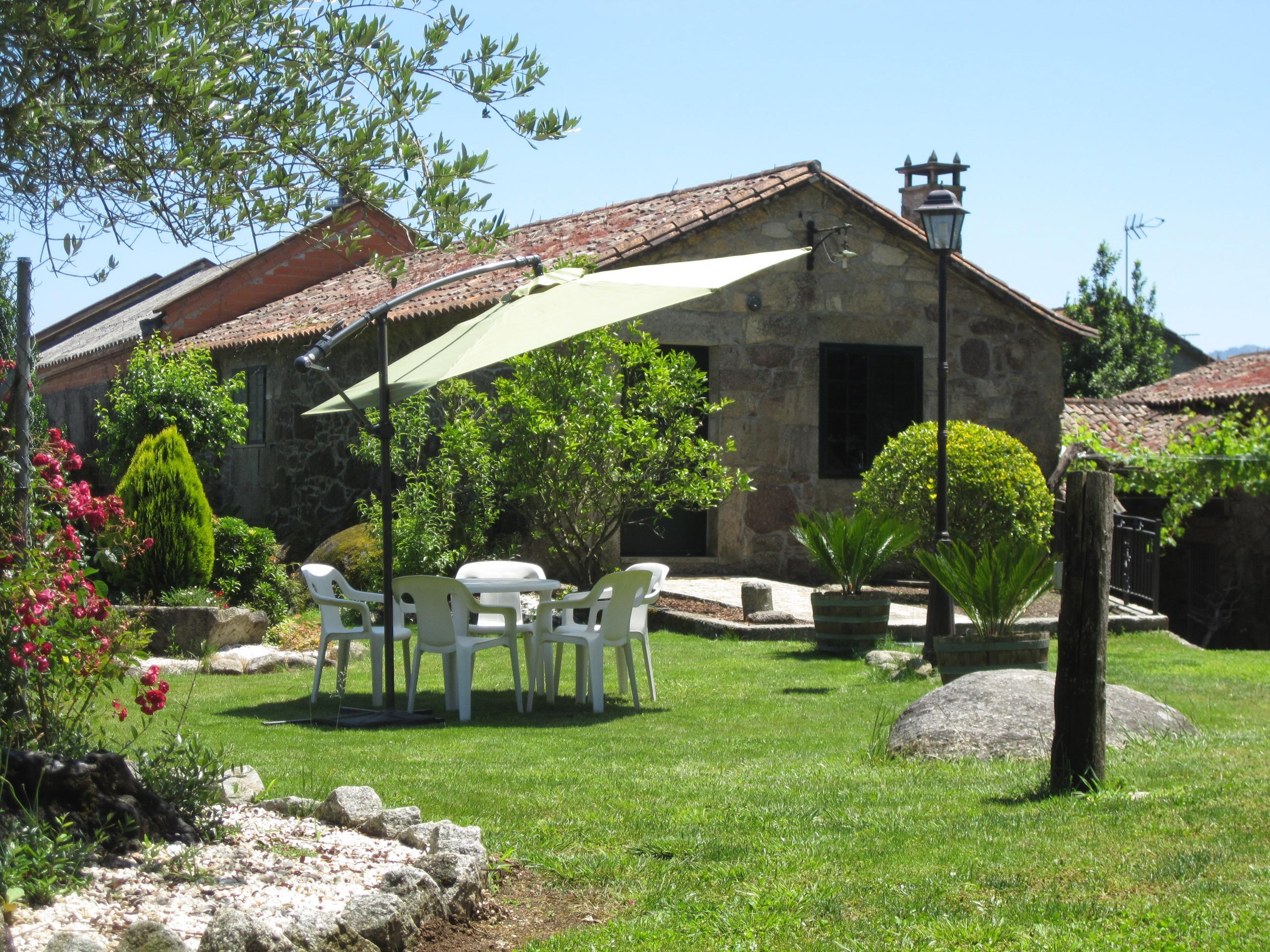 Fotos de a vi a do souto pontevedra portas clubrural - Casas rurales de galicia ...