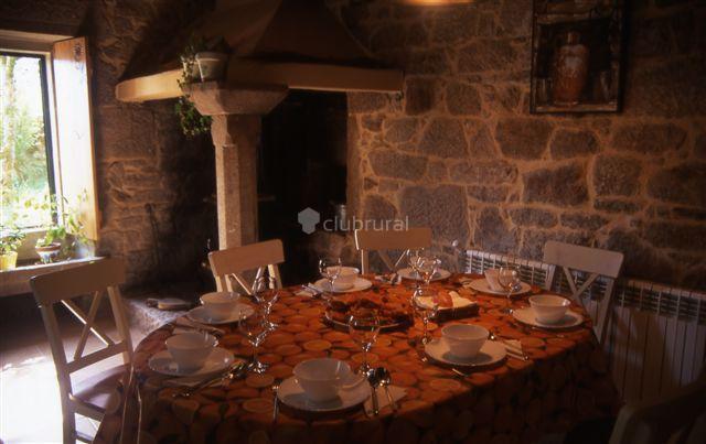 Fotos de casa amarinda pontevedra a estrada clubrural - Casa rural marin ...