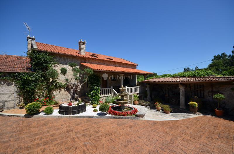 Fotos de casa ameneiros pontevedra sangenjo sanxenxo clubrural - Casa rural ameneiros sanxenxo pontevedra ...
