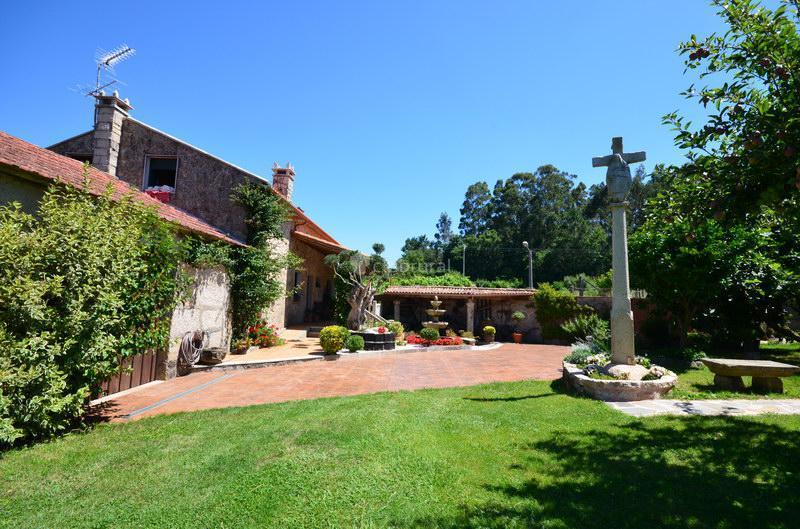 Fotos de casa ameneiros pontevedra sangenjo sanxenxo clubrural - Casas rurales galicia ofertas ...