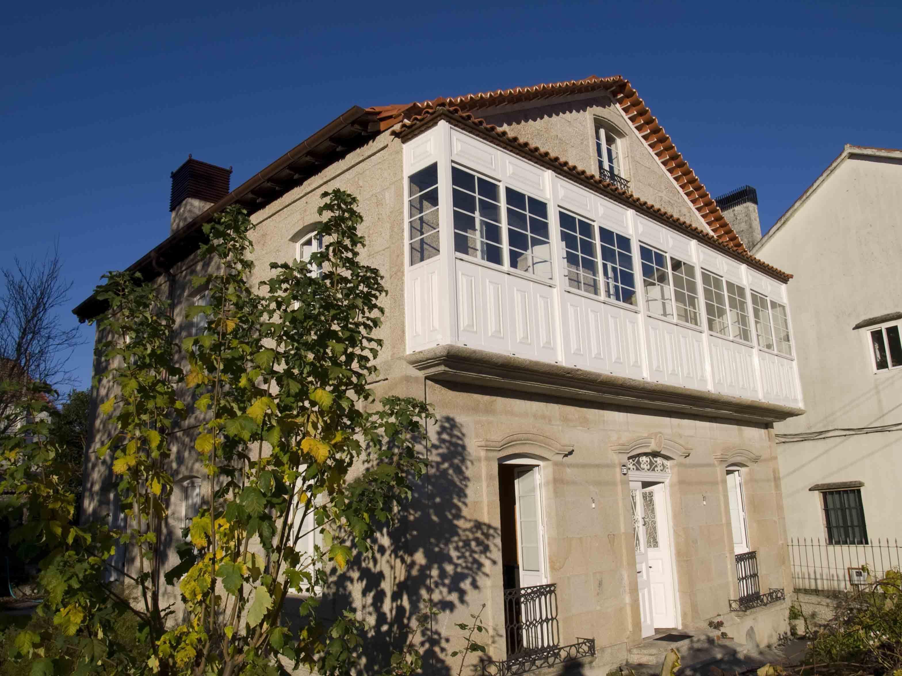 Fotos de casa das capitanas pontevedra cerdedo clubrural - Casas prefabricadas pontevedra ...