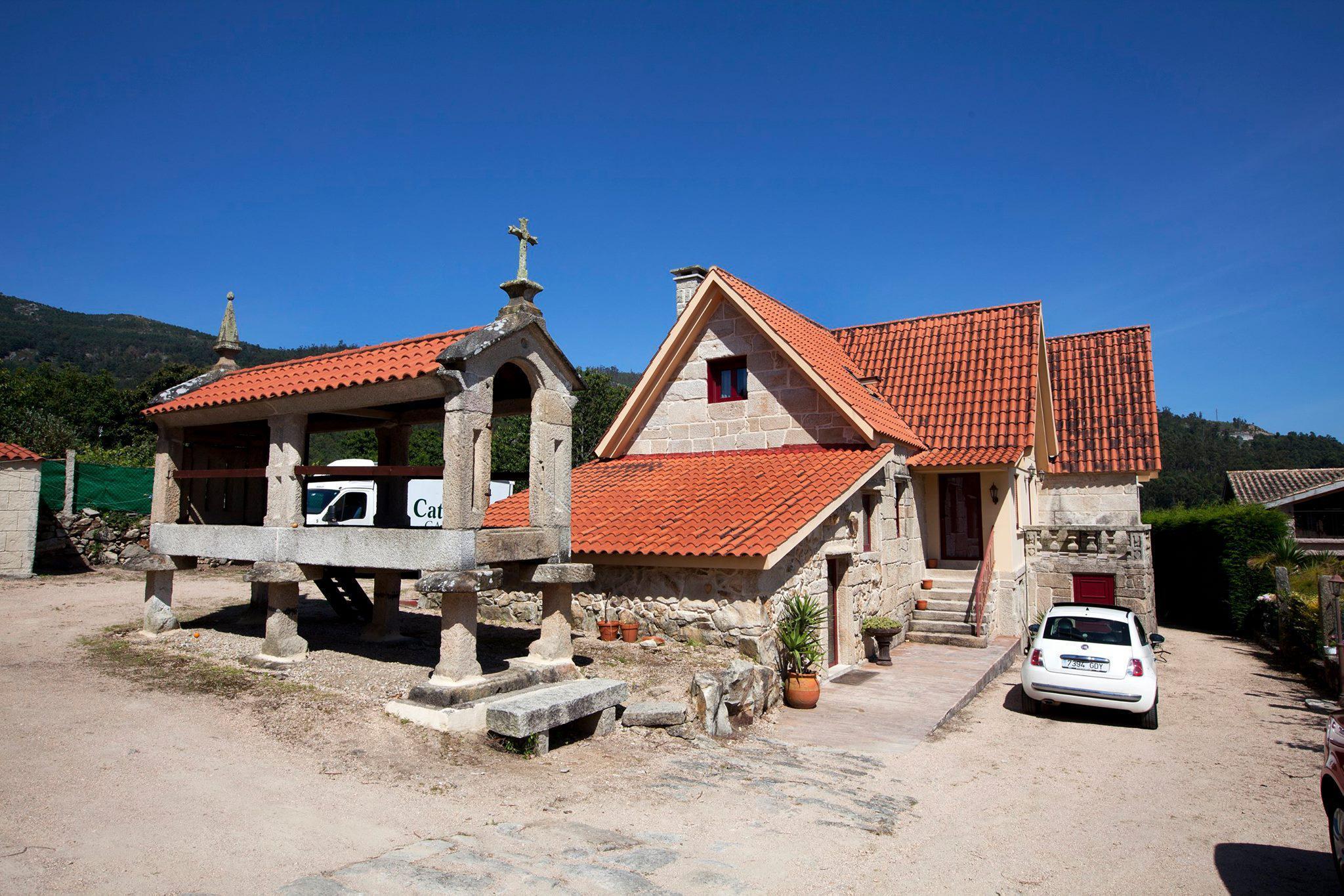 Fotos de casa do pombal pontevedra moa a clubrural - Mi casa pontevedra ...