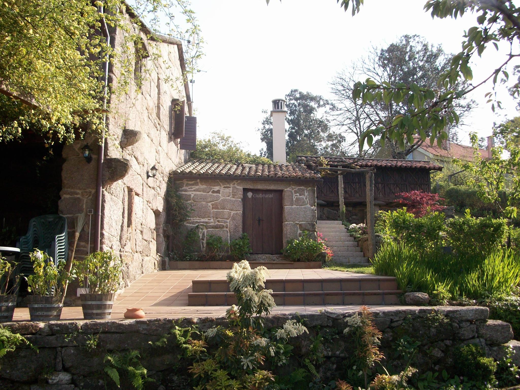 Fotos de casa do val pontevedra ponteareas clubrural - Mi casa pontevedra ...