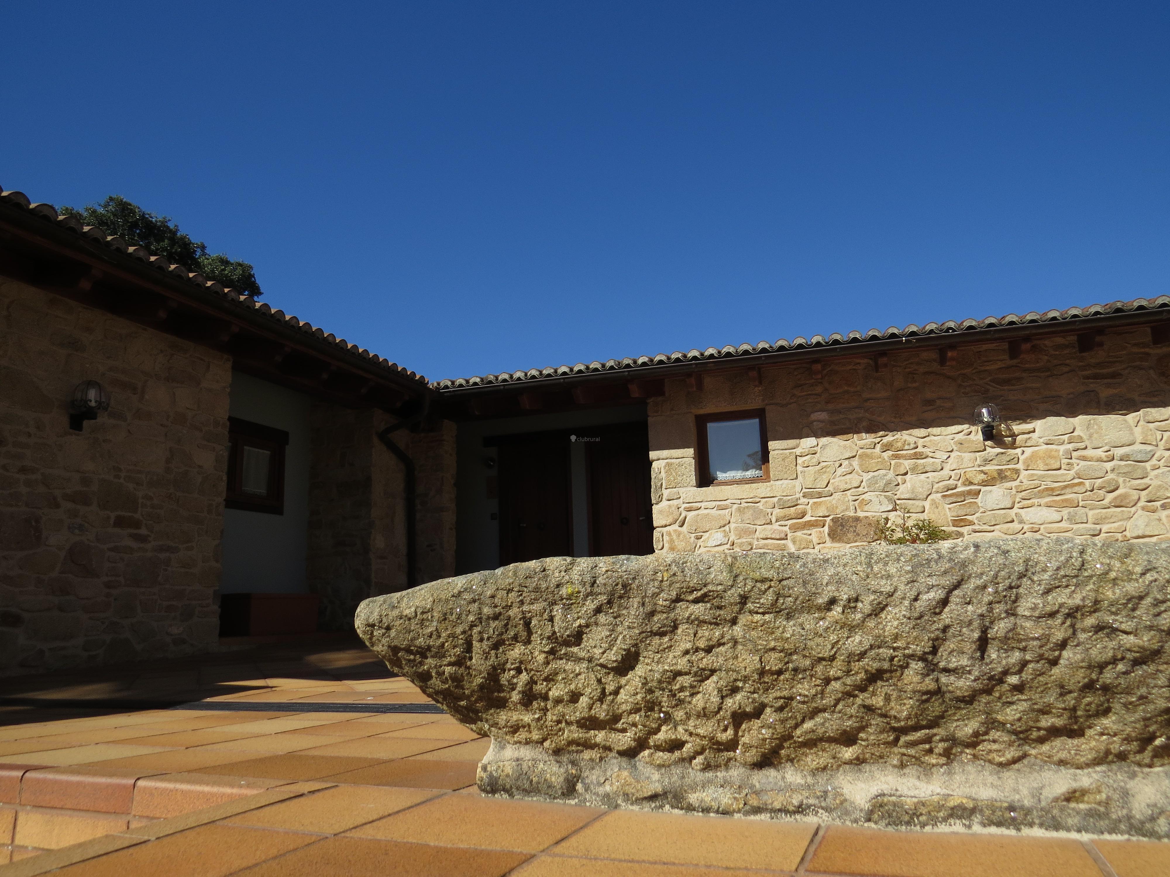 Fotos de casa grande el mirlo blanco pontevedra catoira clubrural - Fotos de casas grandes ...