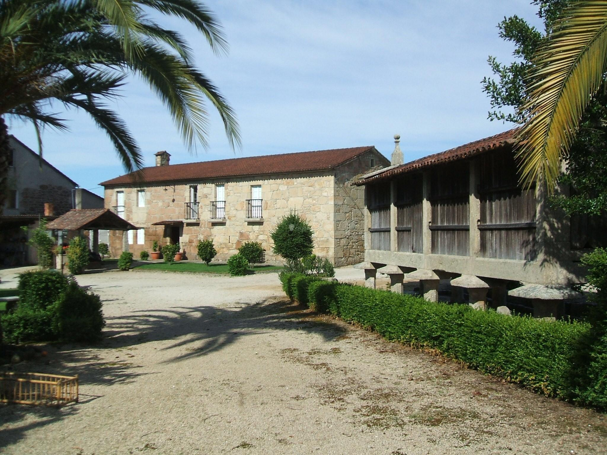 Fotos de casa loureiro pontevedra caldas de reis - Casas prefabricadas pontevedra ...