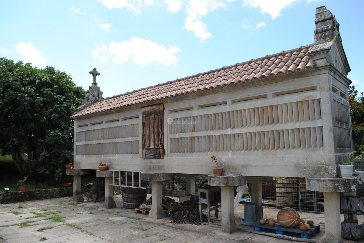 Fotos de casa o canastro pontevedra moa a clubrural - Casas prefabricadas pontevedra ...