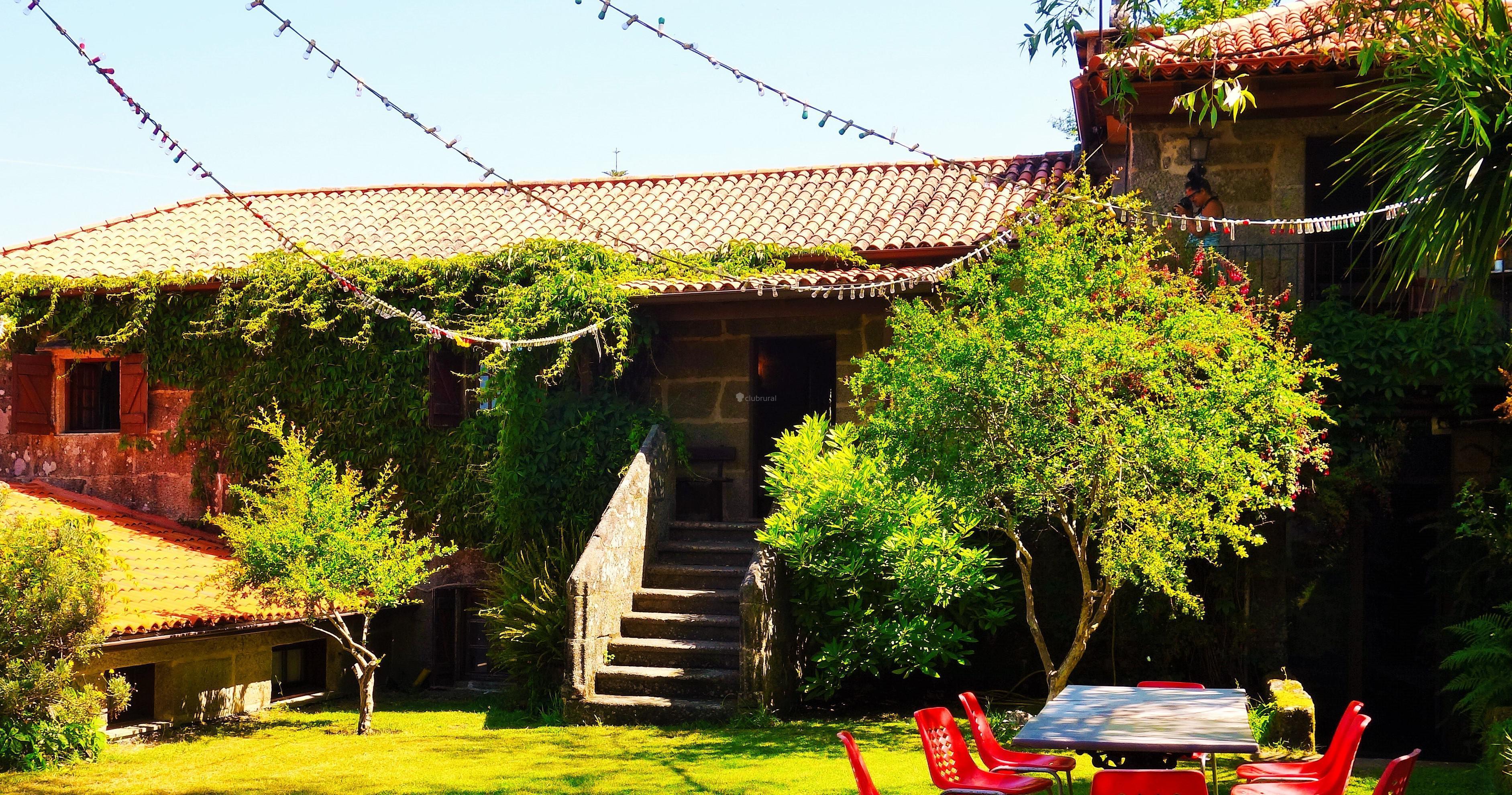 Fotos de casa souteleira pontevedra a lama clubrural - Mi casa pontevedra ...