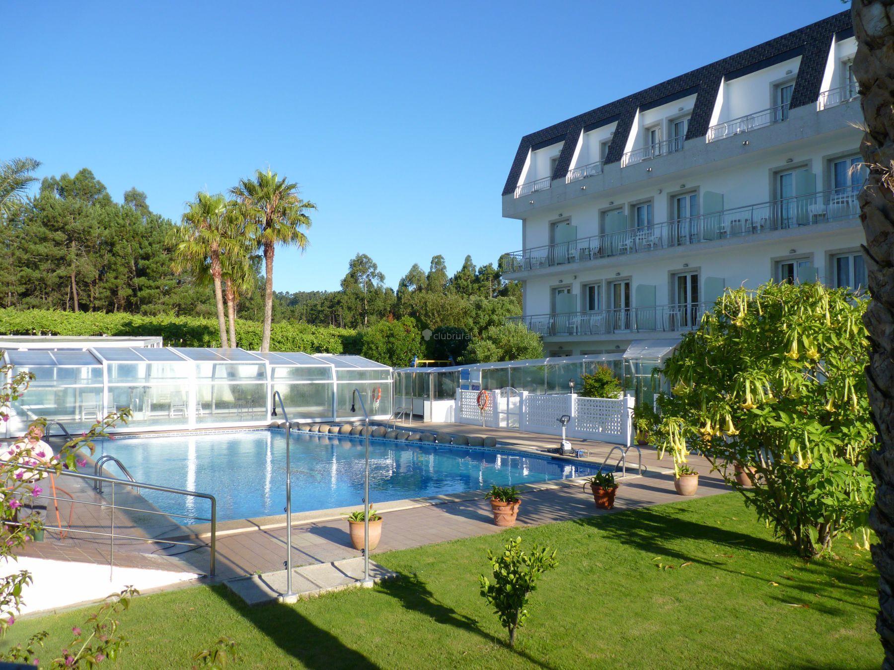 Fotos de hotel nuevo vichona spa pontevedra sangenjo sanxenxo clubrural - Casas rurales galicia ofertas ...