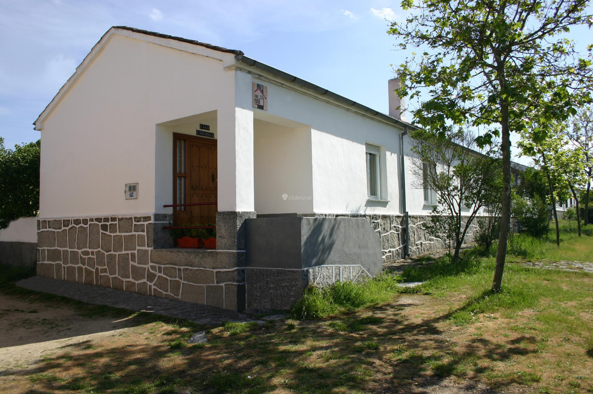 Fotos de casa carchena salamanca los santos clubrural Alquiler casa salamanca