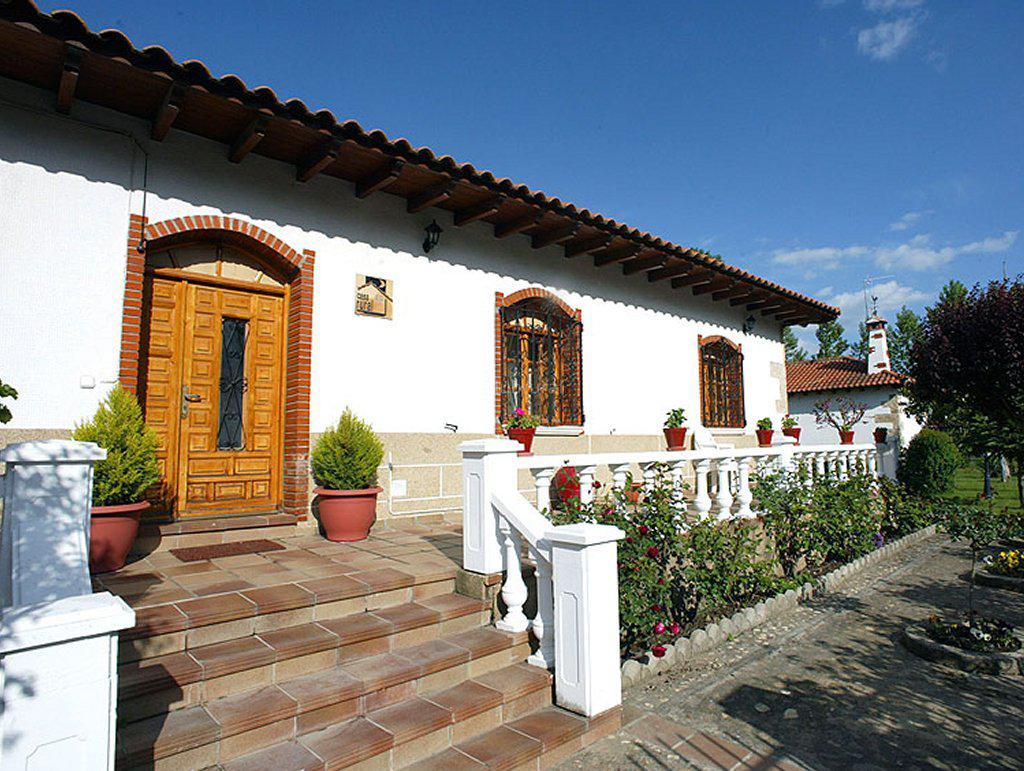 Fotos de casa la vi a salamanca ciudad rodrigo clubrural - Casa rural colmenar de oreja ...