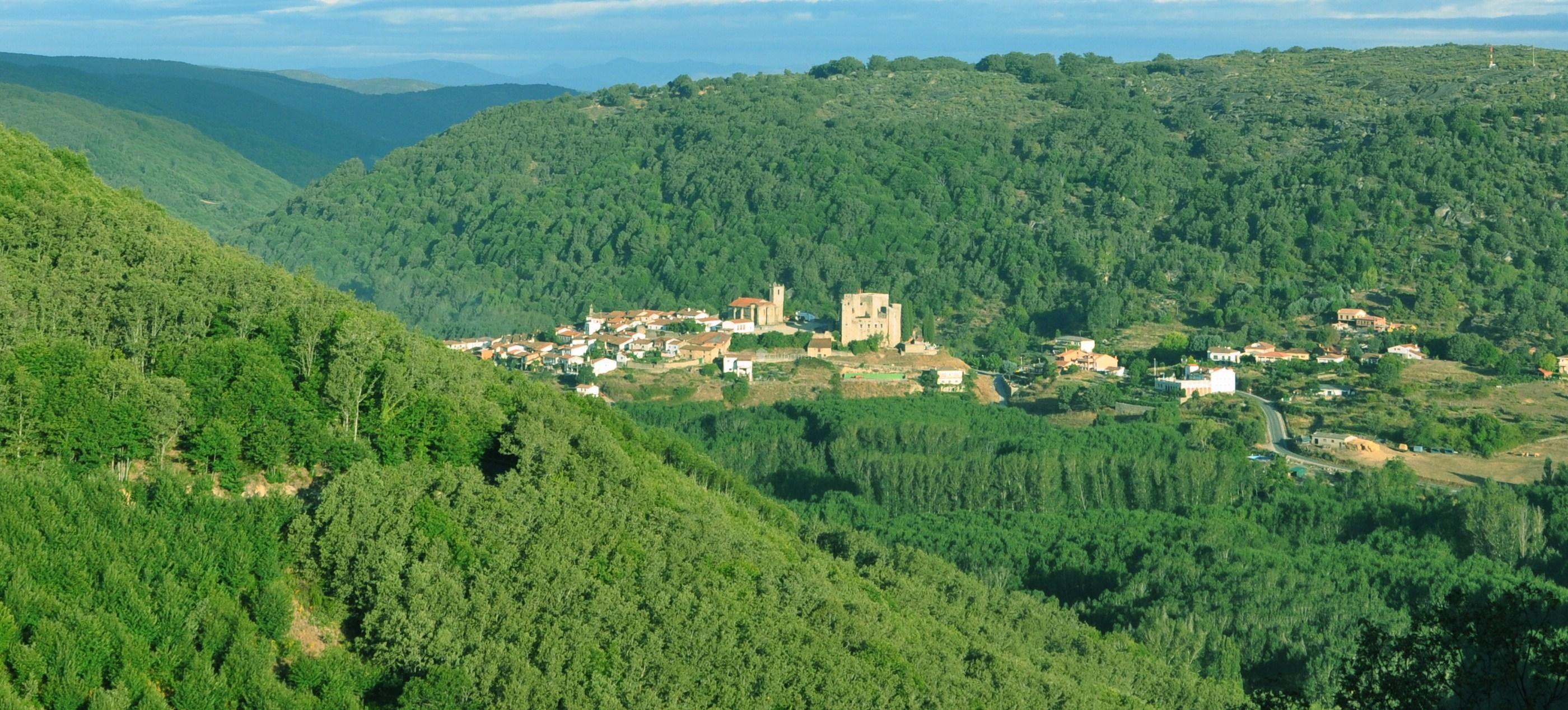 Fotos de casa rural adolfina salamanca montemayor del - Casas del monte casa rural ...
