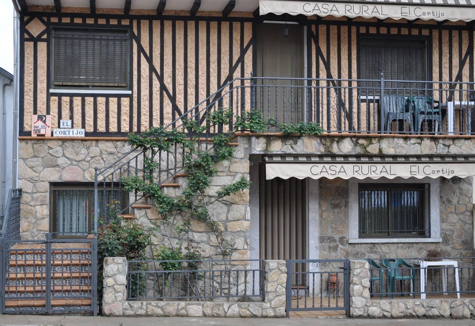 Fotos de el cortijo salamanca sotoserrano clubrural - Casa rural sotoserrano ...