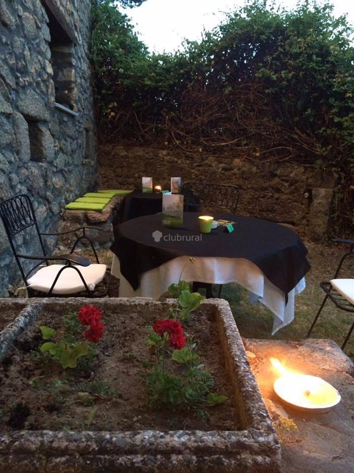Fotos de el jardin del conde salamanca puerto de bejar for El jardin del deseo pendientes
