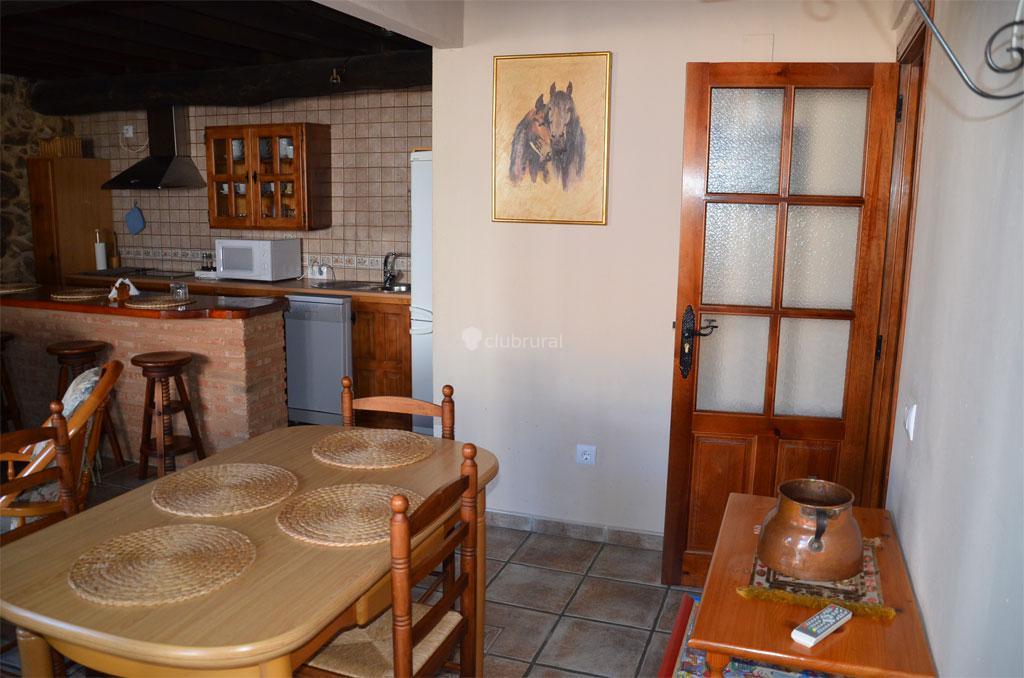 Fotos de la casa chacinera salamanca candelario - Candelario casa rural ...