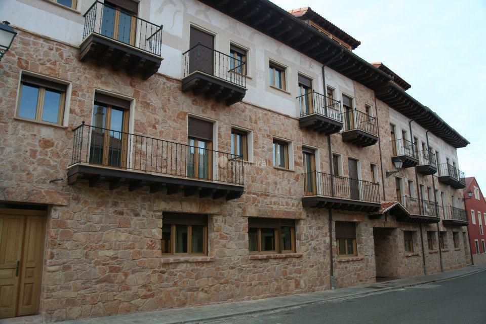 Fotos de c t r la romerosa segovia riaza clubrural - Casa rural riaza ...