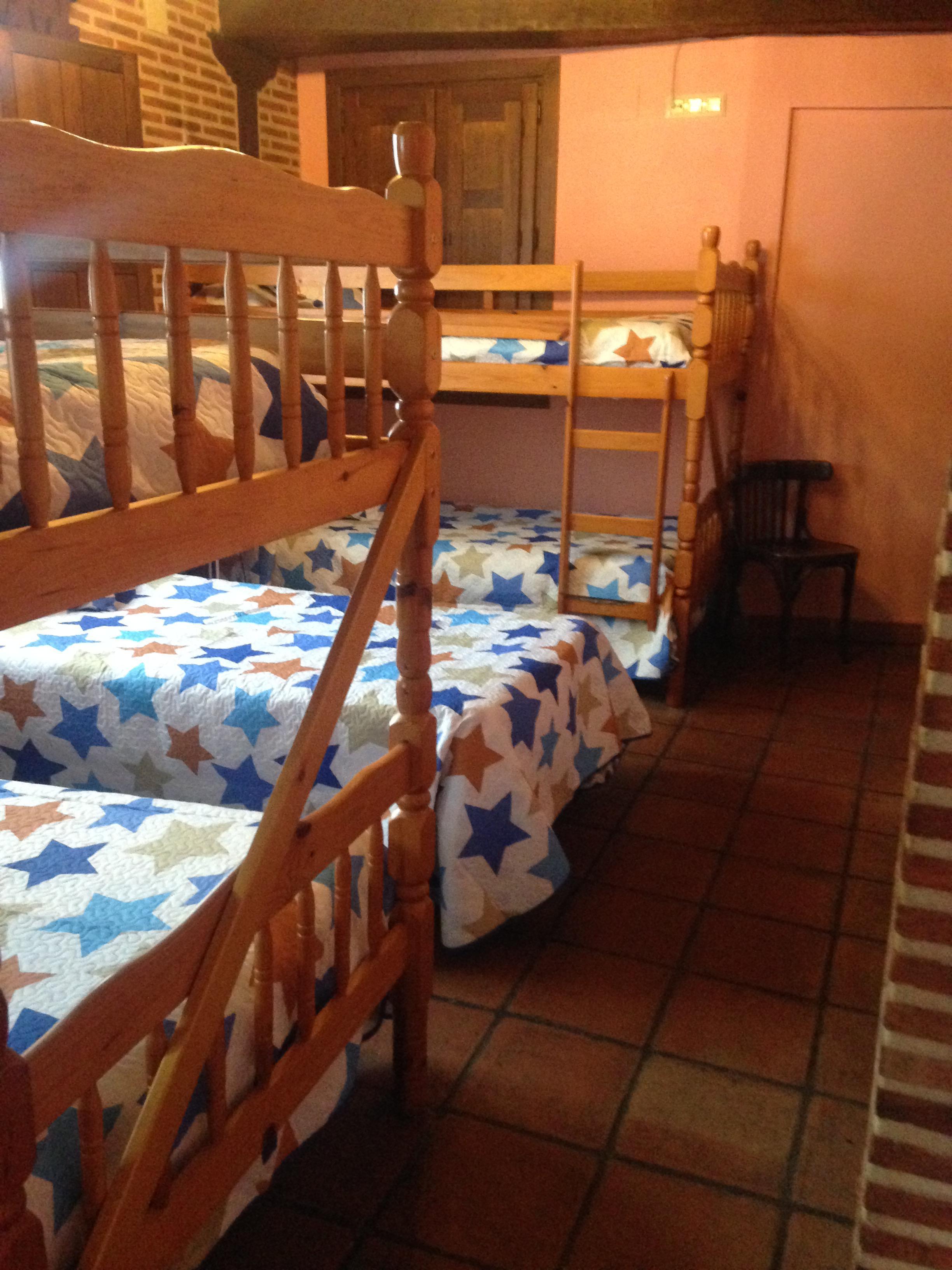 Fotos de casa alval segovia villacastin clubrural - Apartamentos rurales segovia ...