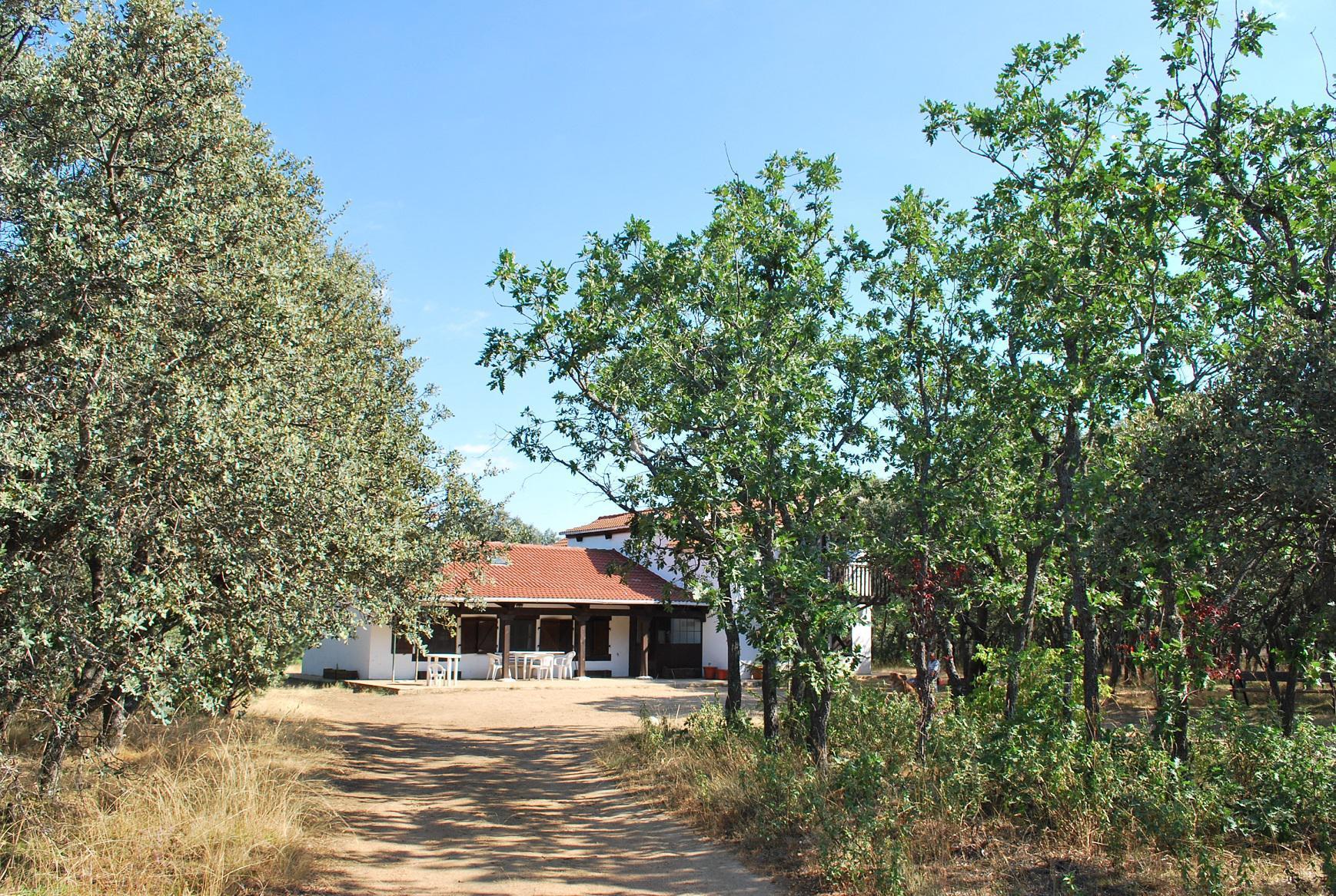fotos de casa rural el bosque segovia riaza clubrural