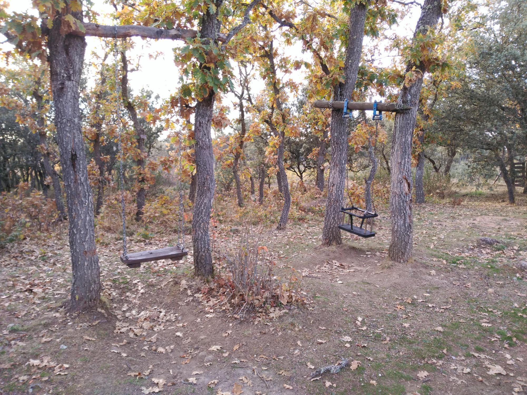 Fotos de casa rural el bosque segovia riaza clubrural - Alojamientos en el bosque ...