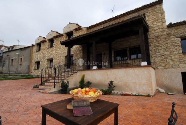 Fotos de casa rural las siete llaves segovia sepulveda clubrural - Casa rural sepulveda ...