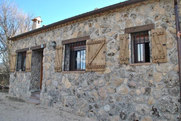 Fotos de los regajales segovia tenzuela clubrural - Casa rural los castanos ...