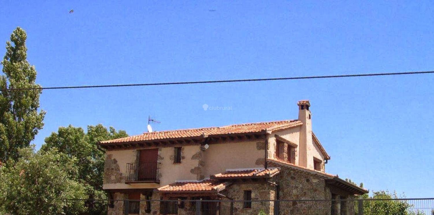 Fotos de casa rural paraje de la fuente segovia for Casa rural jaraiz de la vera