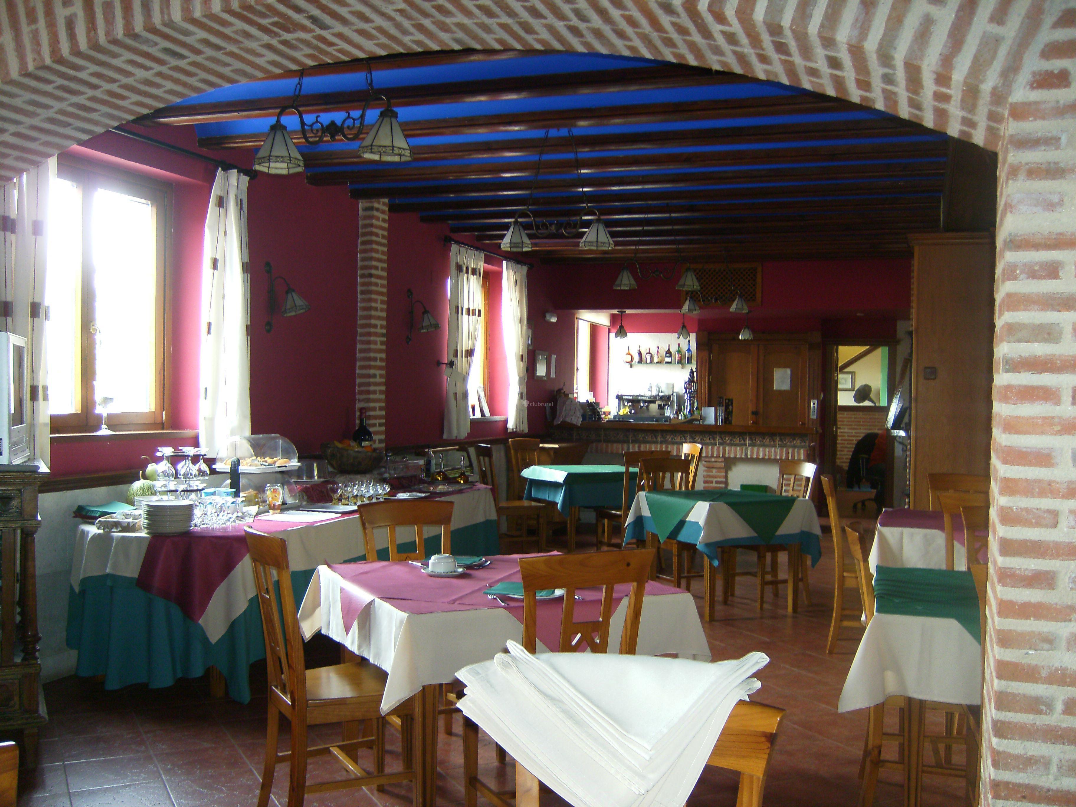 Fotos de hotel puerta sepulveda segovia sepulveda clubrural - Casa rural sepulveda ...