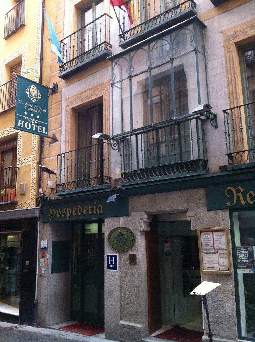 Fotos de hotel spa la casa mudejar segovia segovia clubrural - Hotel casa mudejar segovia ...