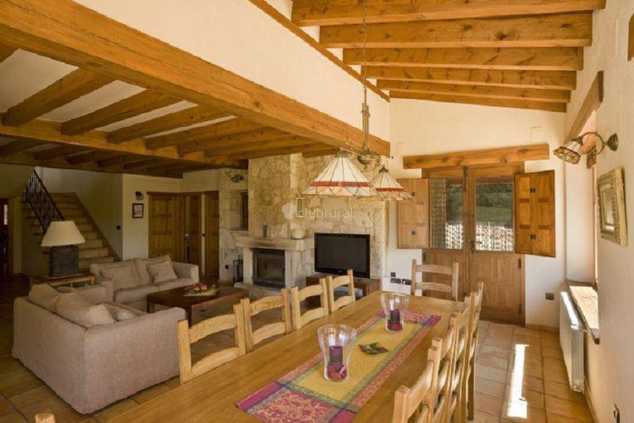Fotos de la casa de la sierra segovia orejana clubrural - Casa rural linares de la sierra ...