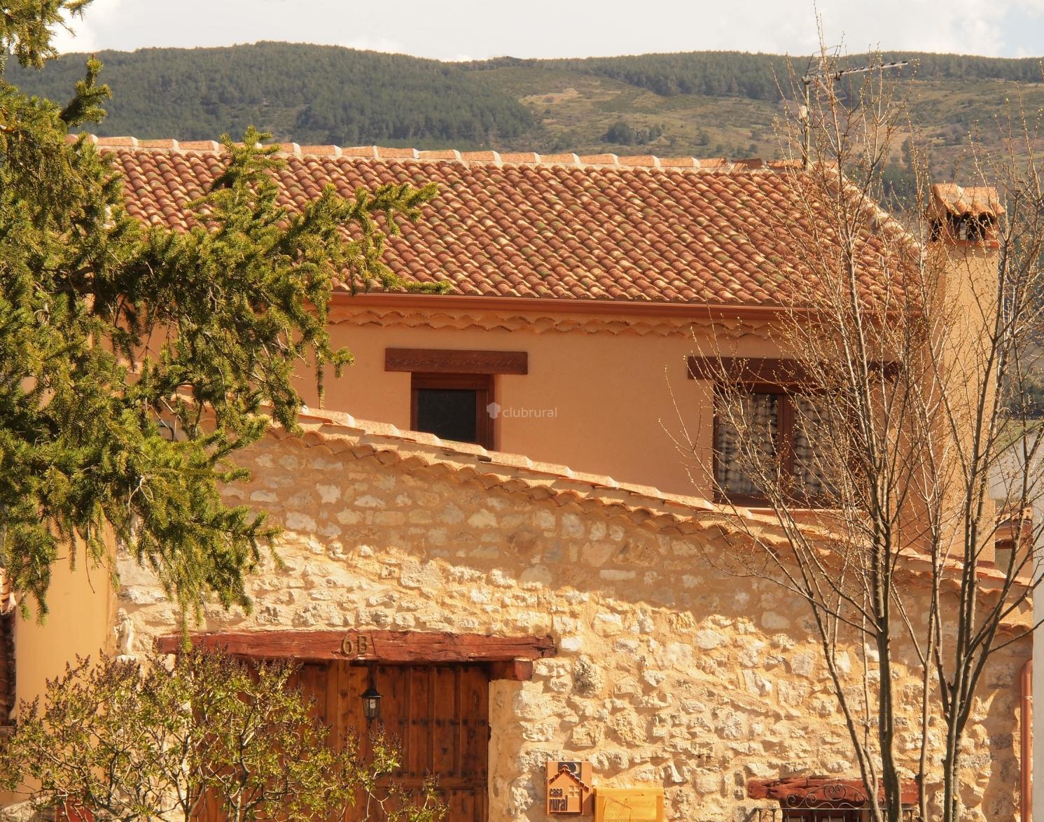 Fotos de la casa de las azas segovia casla clubrural - Apartamentos rurales segovia ...