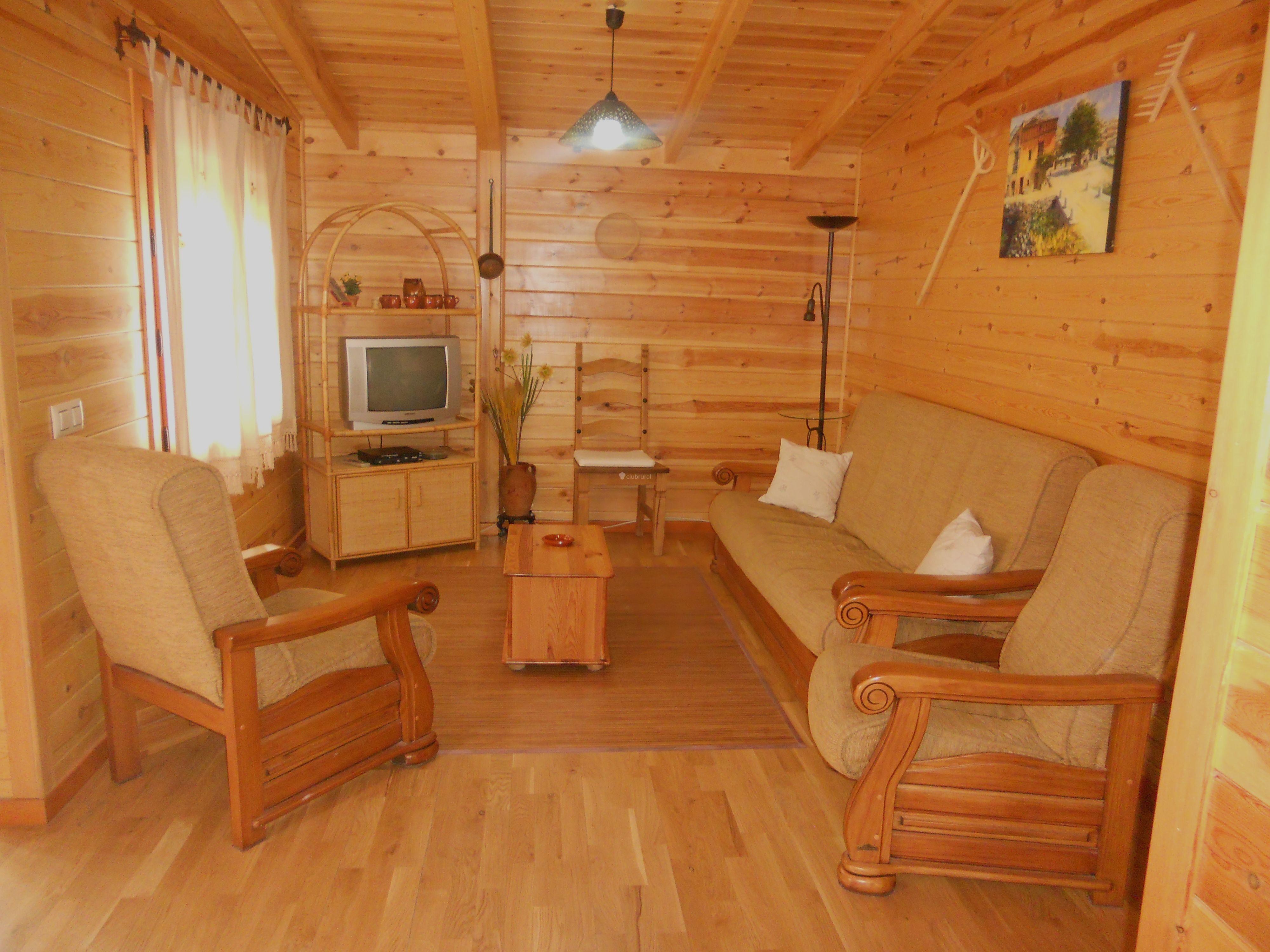 Fotos de la casita de madera segovia sacramenia - La casita de madera ...