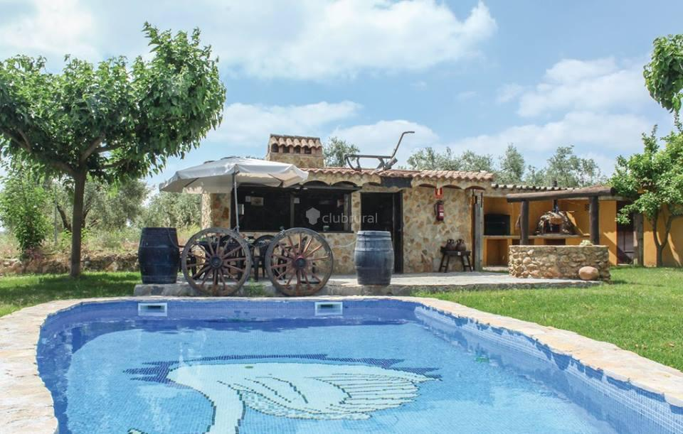 Fotos de alojamiento rural casa valle sevilla la - Casa rural puebla de arenoso ...
