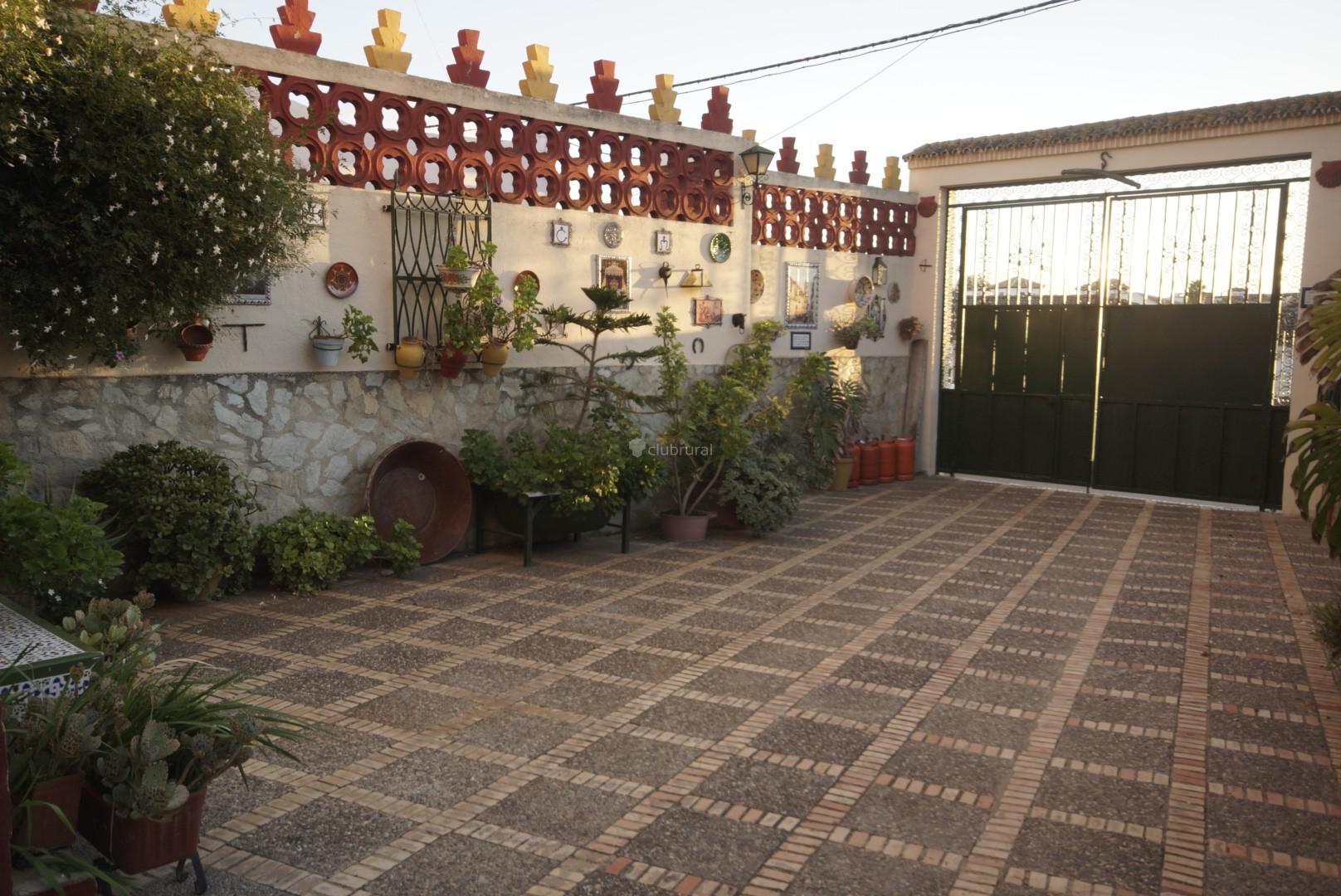 Fotos de casa el tamboril sevilla aznalcazar clubrural for Casa rural sevilla piscina