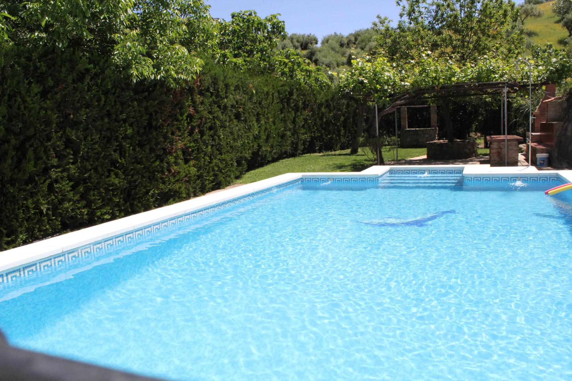 Fotos de casa pascualillo sevilla la puebla de los for Alquiler casa con piscina sevilla