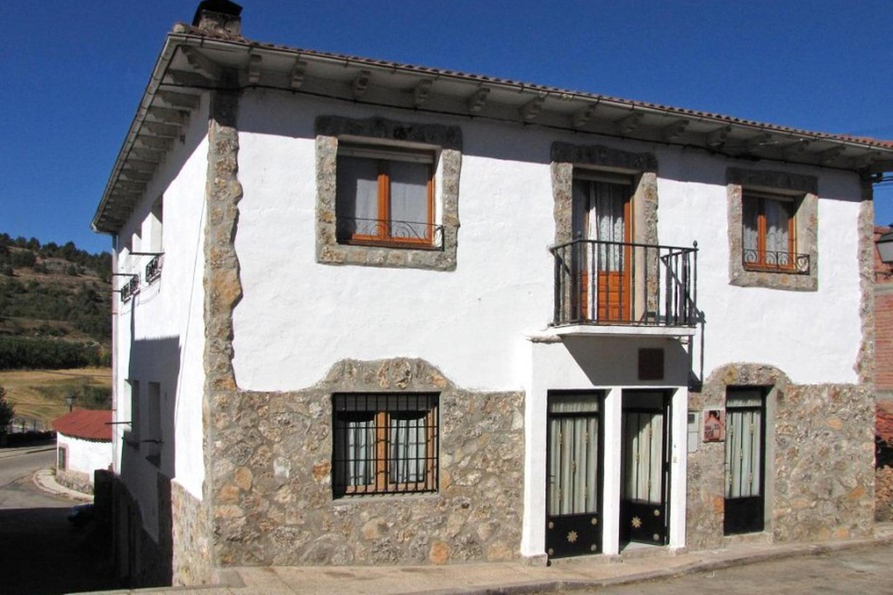 Fotos de casas rurales vadillo soria vadillo clubrural - Fotos casas rurales ...
