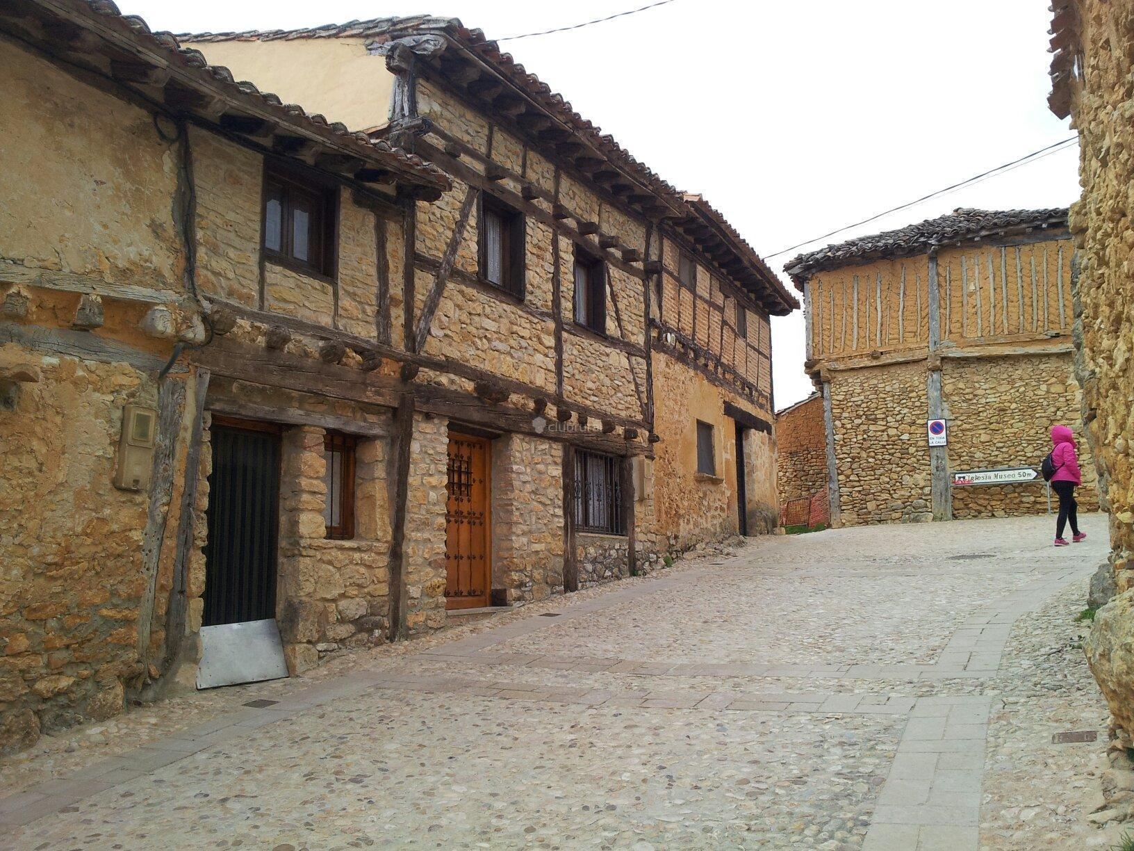 Fotos de la casa rural de calata azor soria calata azor clubrural - Casa rural en rupit i pruit ...