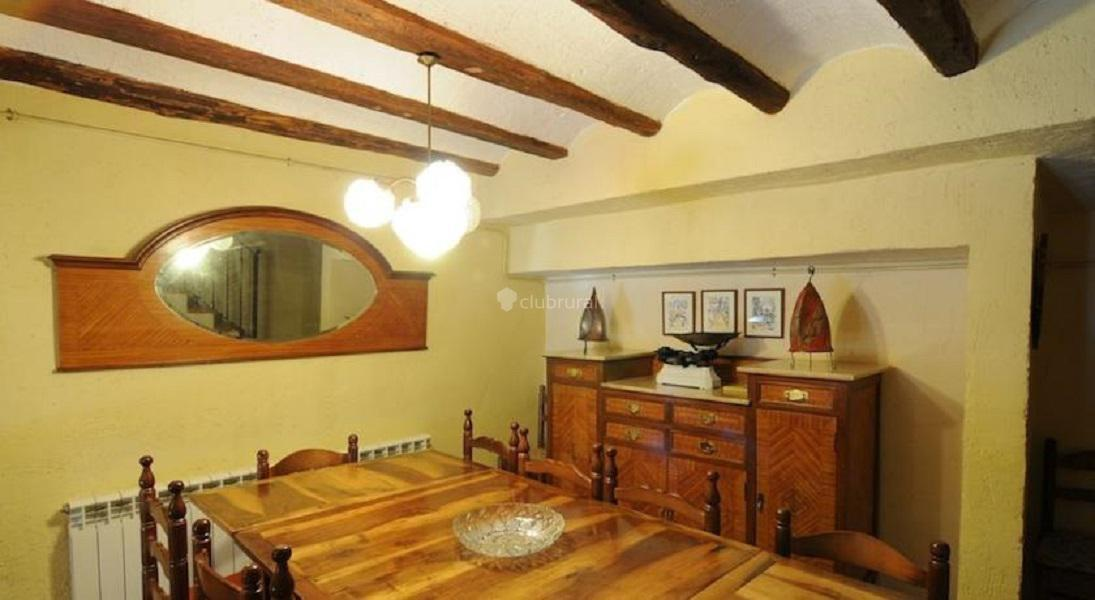 Fotos de casa estivill tarragona cornudella de montsant clubrural - Casa rural xalet de prades ...