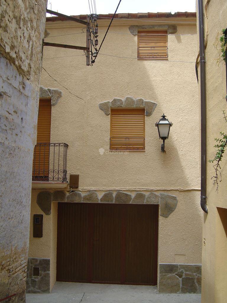 Fotos de casa puntes tarragona benifallet clubrural for Casa rural tarragona