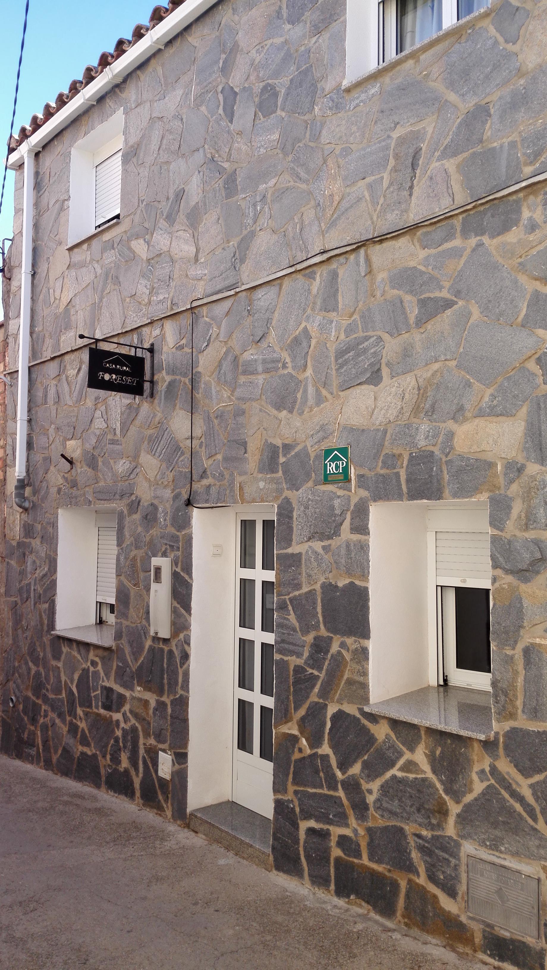 Fotos de casa rural foreset tarragona alfara de carles for Casa rural tarragona