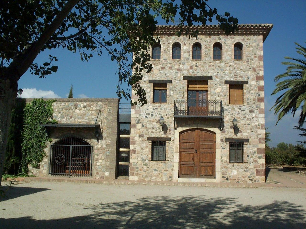 Fotos de mas de n aubi tarragona riudoms clubrural - Casa rural reus ...